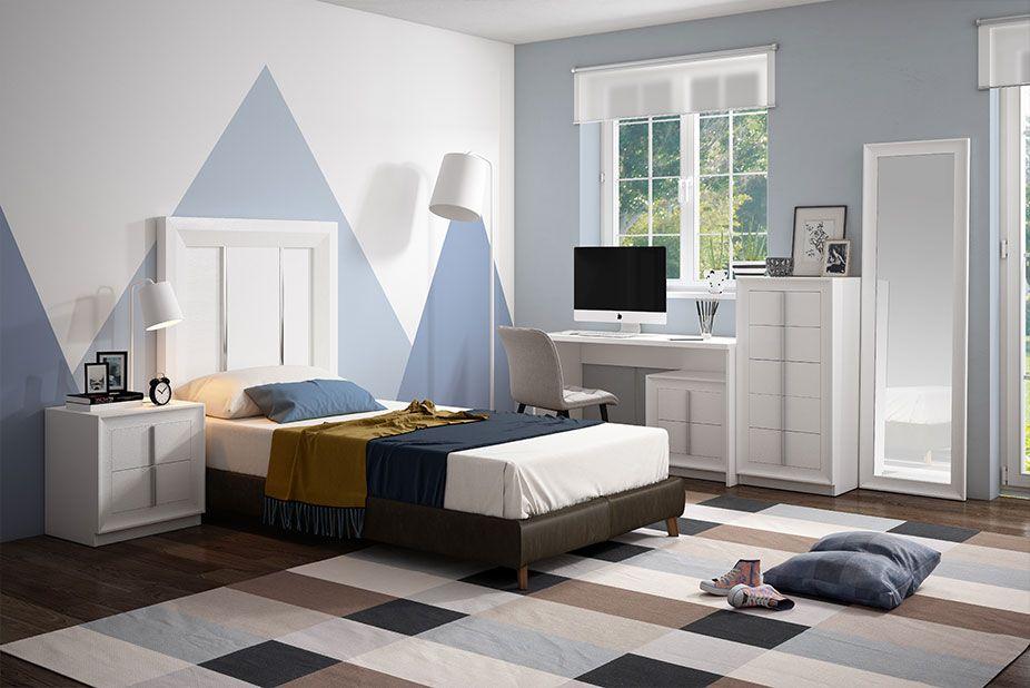 Dormitorio juvenil Ref 401-Sp1